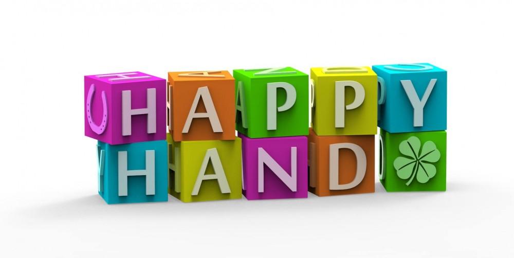 logo Happy Hand et ses statuts