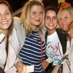 Hôtesses bénévoles pour la soirée anniversaire de l'association HAPPY HAND
