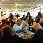 Premier anniversaire de l'association de Happy Hand au Miramar à Monaco