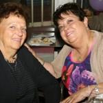 Ange Marie et Roseline généreuses bienfaitrice de l'association HAPPY HAND