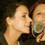 Les chanteuses bénévoles, Sixtine et Béatrice